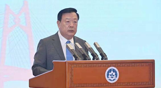"""夏宝龙:全面深入实施香港国安法 推进""""一国两制""""实践行稳致远"""